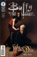 Buffy The Vampire Slayer: Spike and Dru: All's Fair - One-Shot - Photo Variant Cover